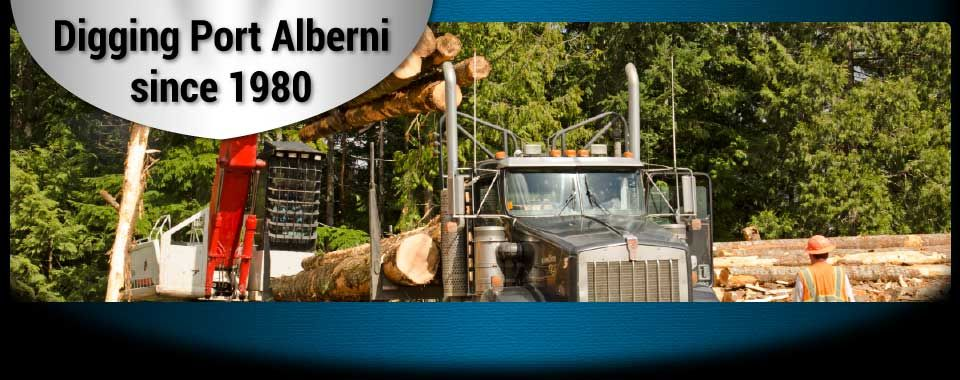 Forestry Service for Port Alberni